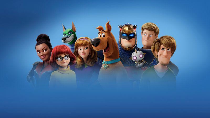 Scoob, Scooby-Doo, Animation, 2020, Wallpaper