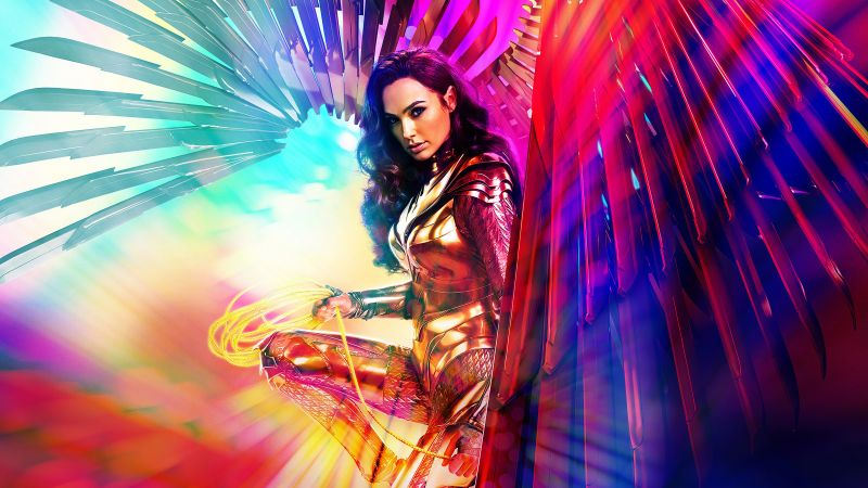 Wonder Woman 1984, Gal Gadot, DC Comics, 2020 Movies, 5K, Wallpaper