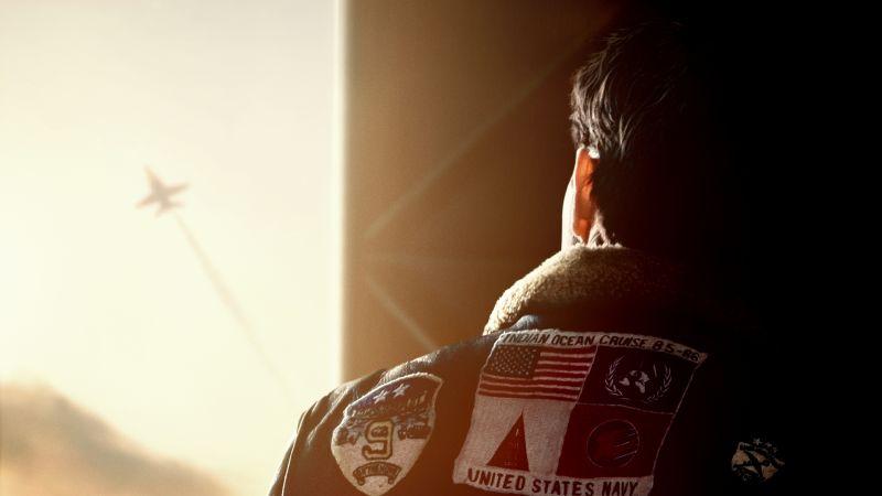 Top Gun: Maverick, Tom Cruise, 2020 Movies, 5K, Wallpaper