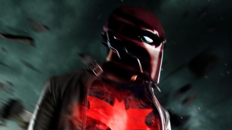 Red Hood, DC Comics, DC Superheroes, Cosplay, Wallpaper