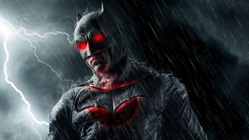 Batman, DC Superheroes, DC Comics, Dark, Cosplay, Wallpaper