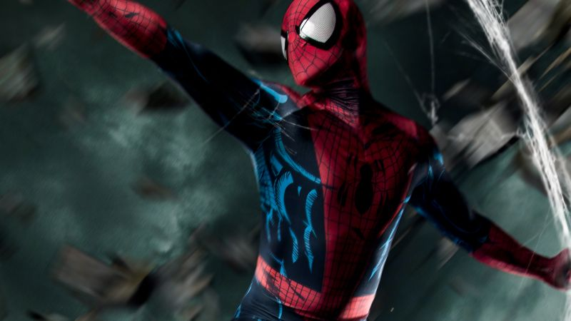 Spider-Man, Marvel Superheroes, Marvel Comics, Cosplay, Wallpaper