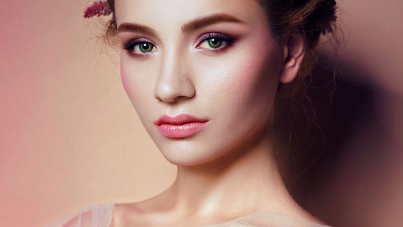 Beautiful girl, Portrait, Wallpaper