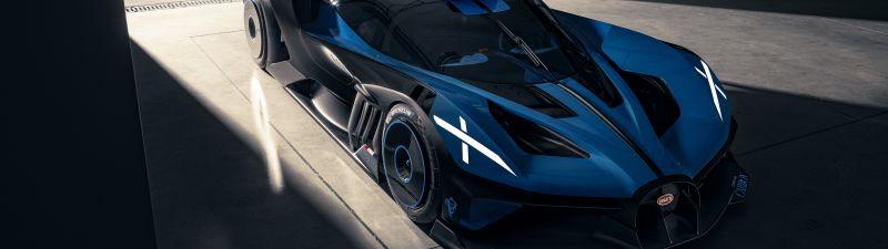 Bugatti Bolide, Hypercars, Concept cars, Track cars, 5K, 8K, 2020